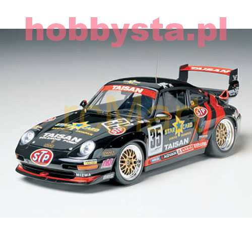 karoseria 1 10 porsche 911 gt2 bez naklejek tamiya 49387. Black Bedroom Furniture Sets. Home Design Ideas