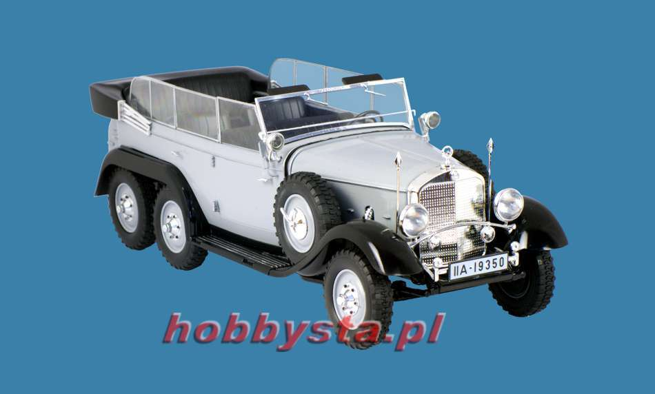 typ g4  1935 production   wwii german personnel car icm
